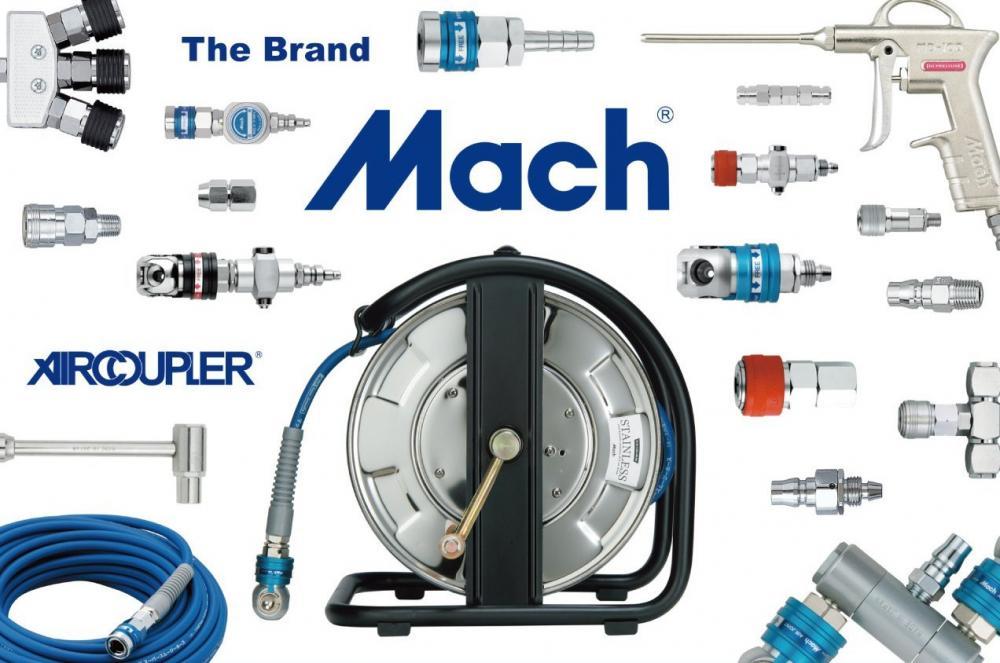 The Brand Mach
