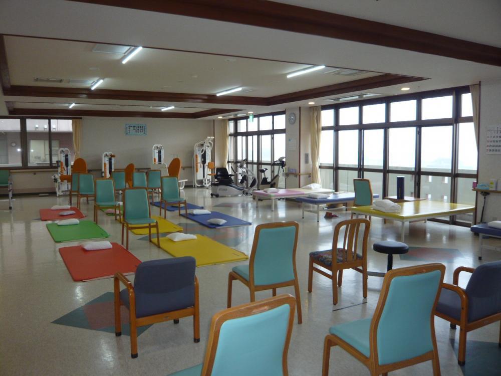 リハ訓練室2