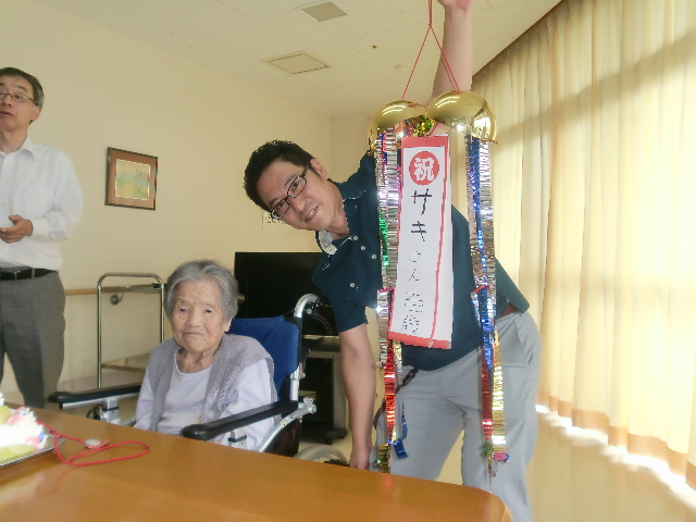 100歳お祝い3