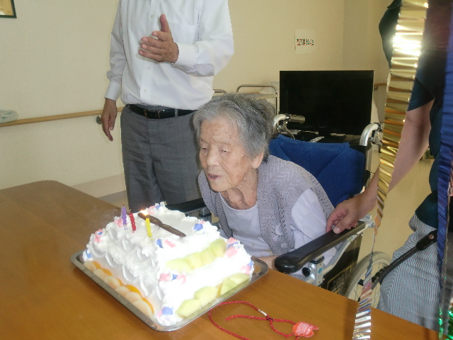 100歳お祝い4
