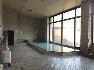大浴場 天然温泉サウナ付