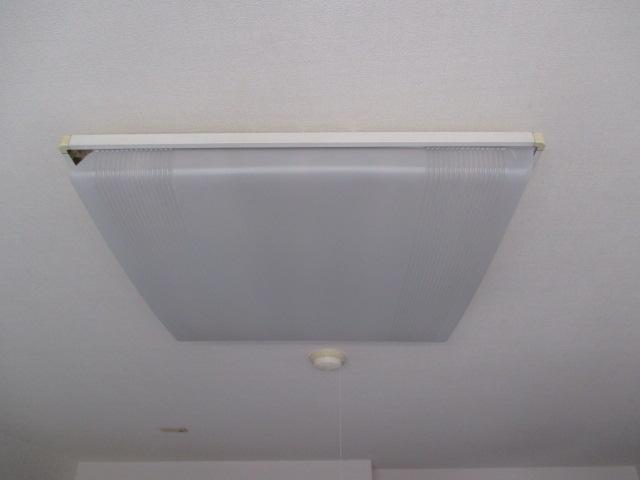 天井照明交換
