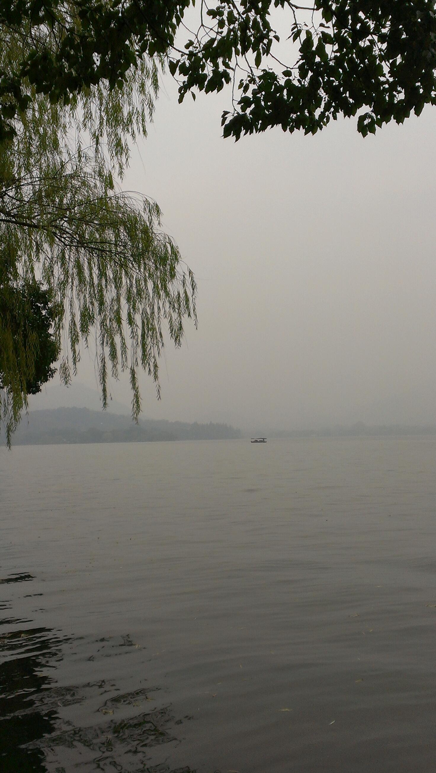 世界遺産・杭州西湖