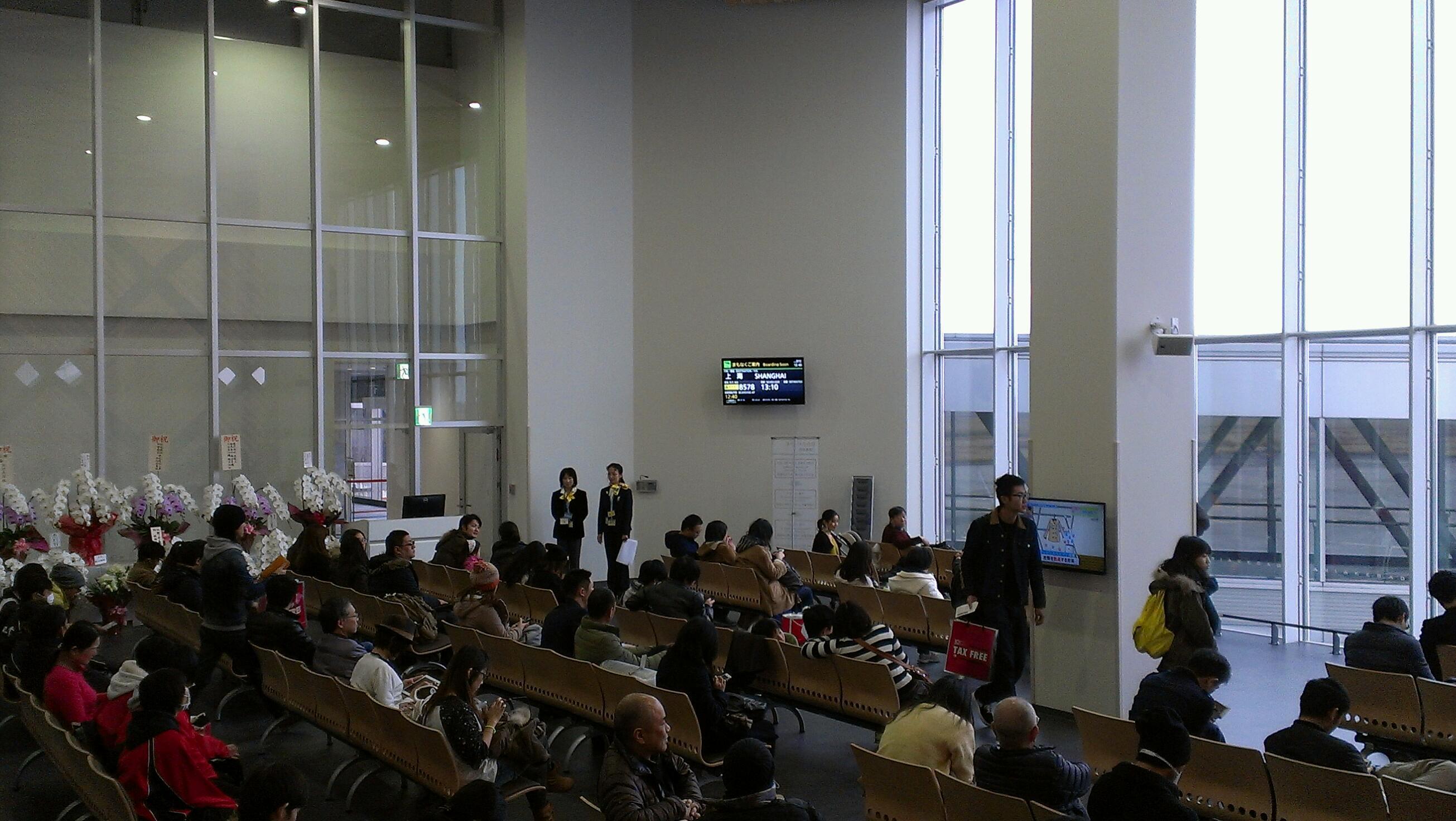 佐賀空港国際線ビル