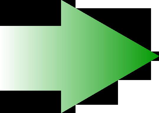 矢印(緑)