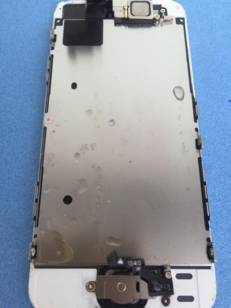 iPhone5S水没