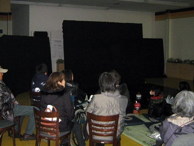 劇団夜行館舞台