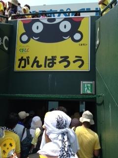 甲子園クマモン