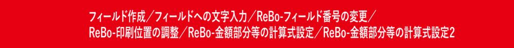 紹介ReBo