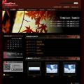 ホームページテンプレートw02秋