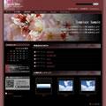 ホームページテンプレートw04春