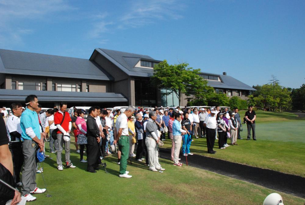 16・ゴルフコンペ