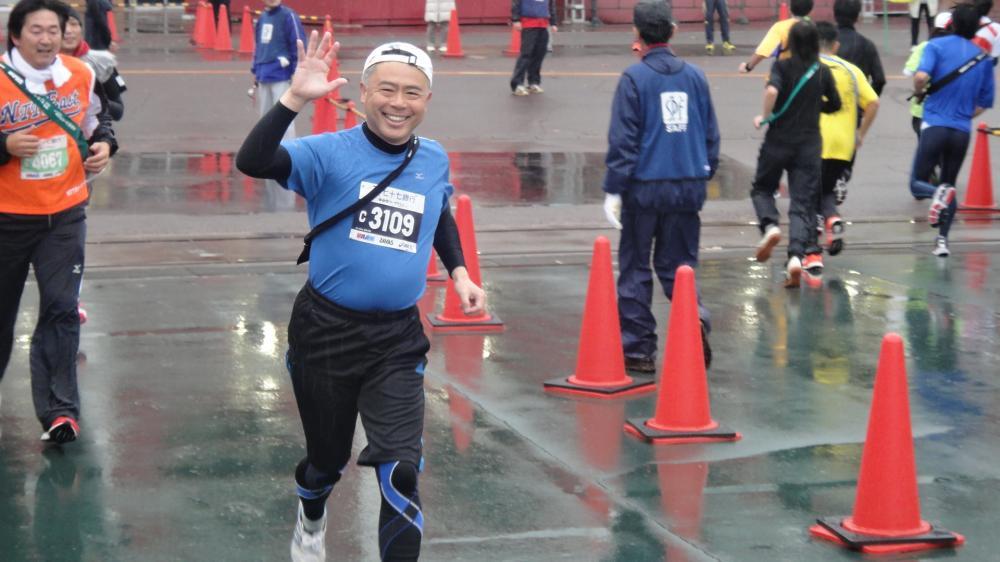 仙台リレーマラソン
