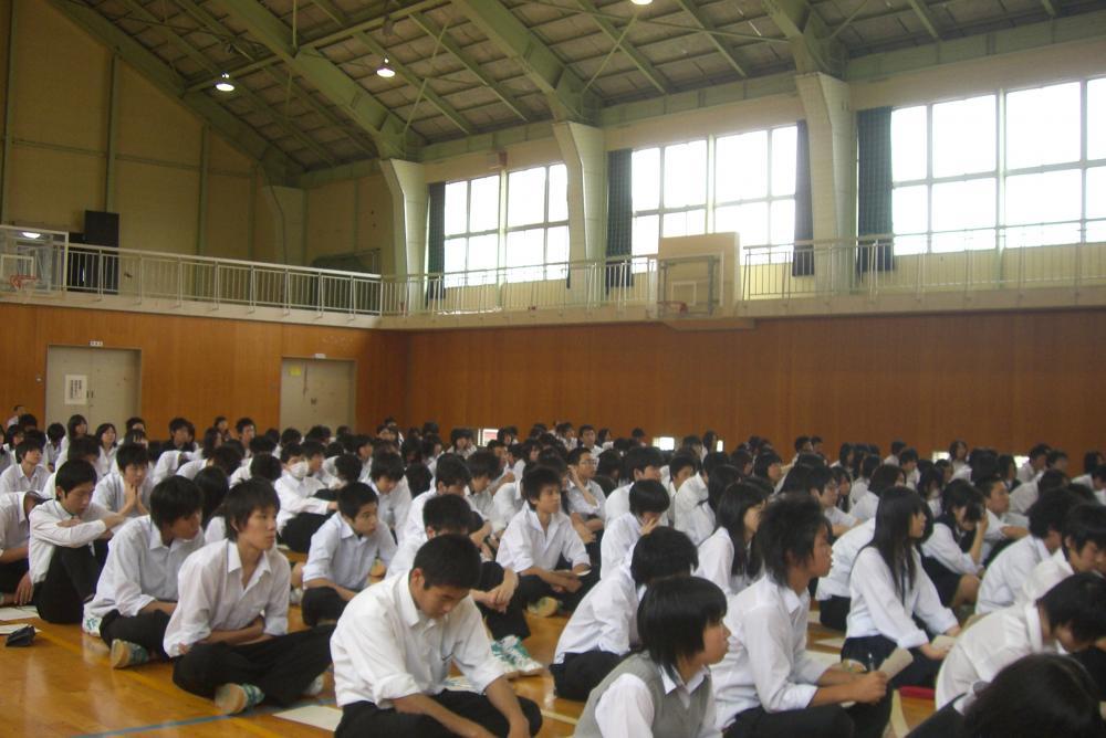 谷高キャリア教育2