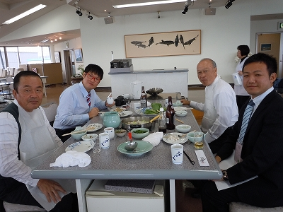 会議所食事