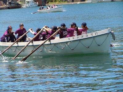 漁港レース