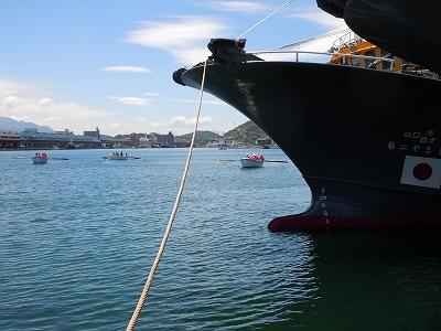 漁港レース(3)