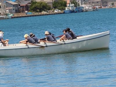 漁港レース(1)