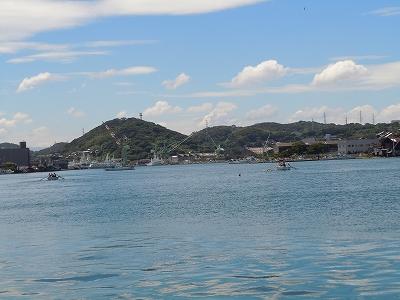 漁港レース(2)