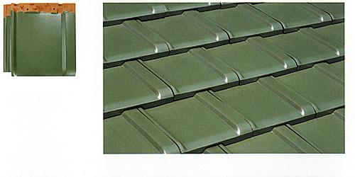 陶器平板グリーン