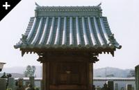 蓮休寺番神堂