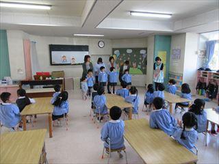 1学期保育参観6