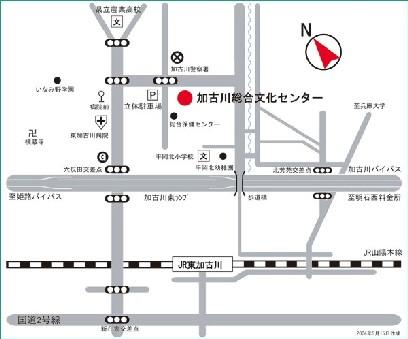 加古川マップ