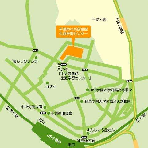 千葉 地図