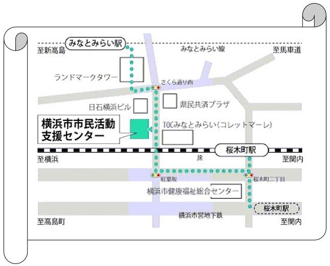 3 桜木町