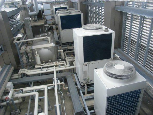 電気式、吸収式、GHPなどの空調方式やメーカーを問わず、空調機器システムに対応いたします。 そのため、建物の規模や用途に応じた最適な空調システムの設計・施工
