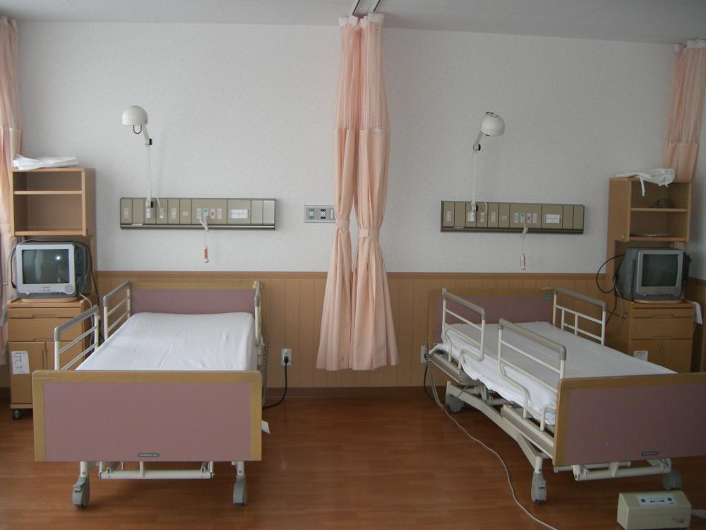 病室203