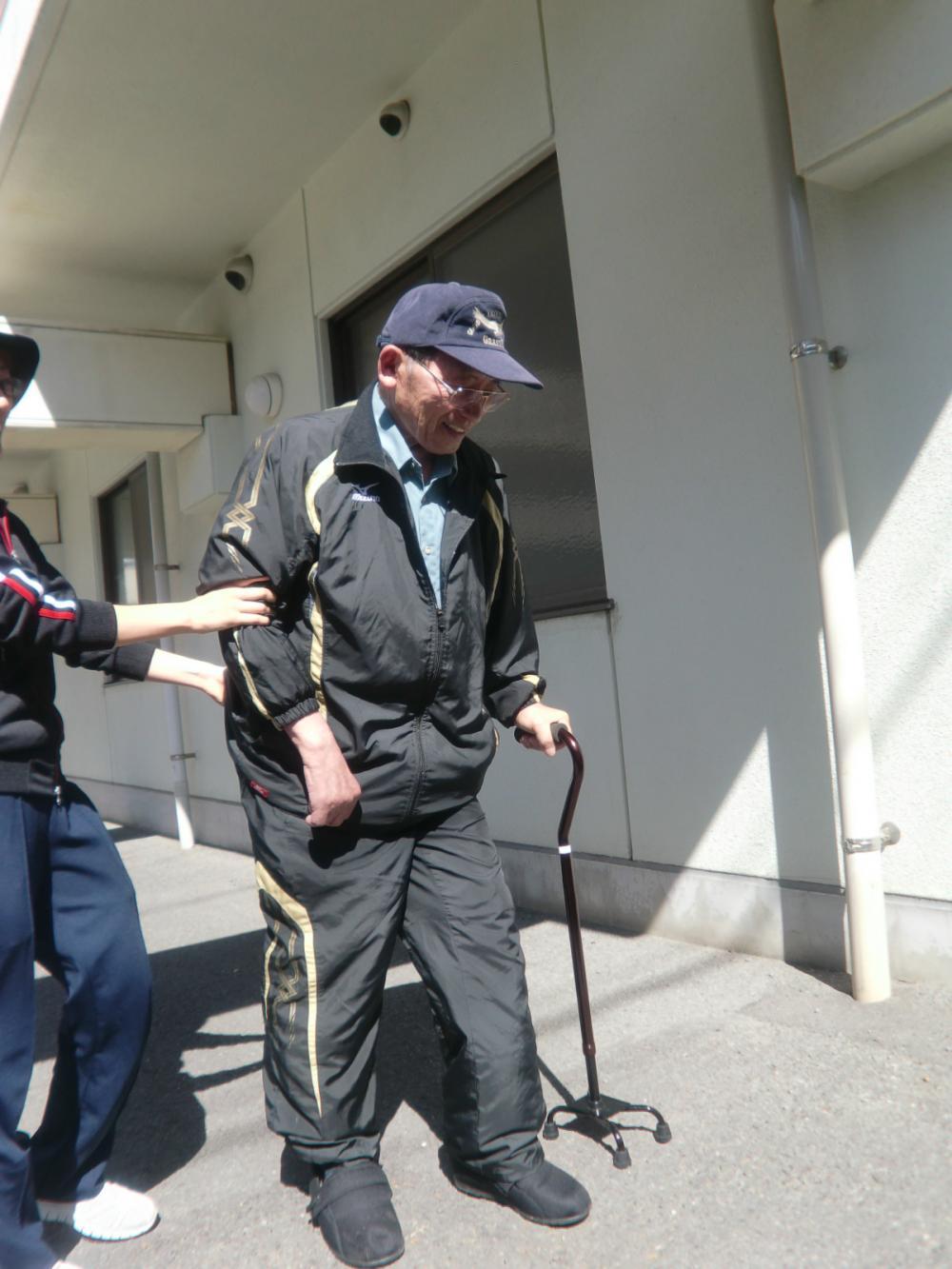 歩行訓練5
