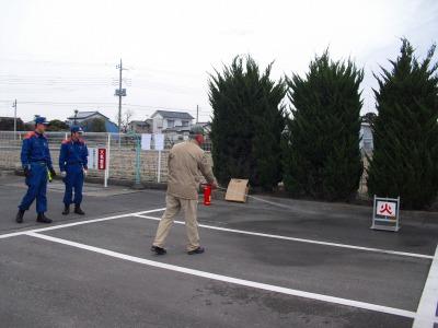 消防訓練(3)