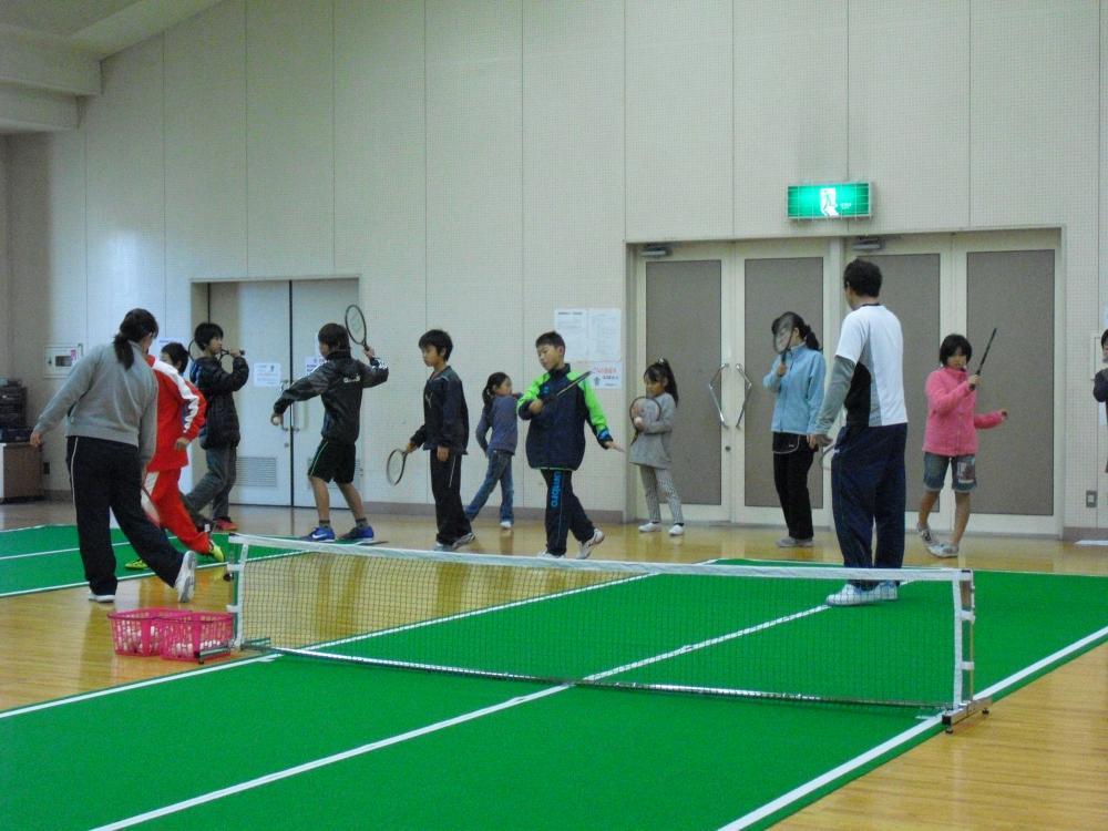 バウンドテニス講座1
