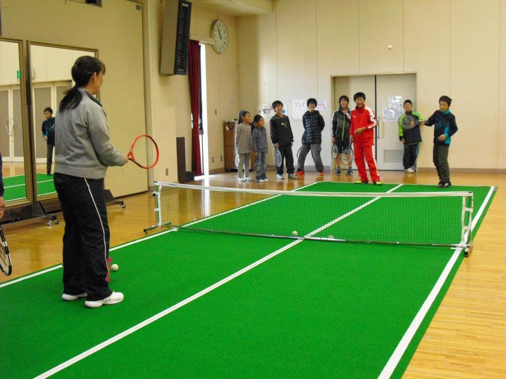 バウンドテニス講座2