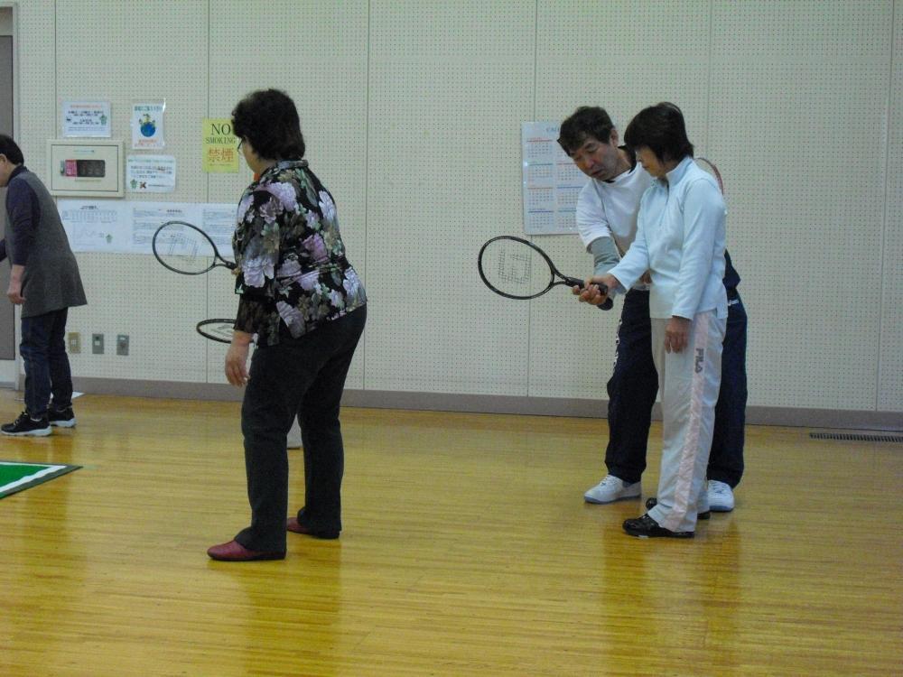 バウンドテニス4