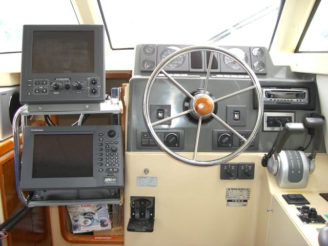 航海計器可動式台