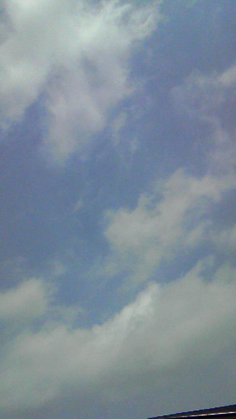 7月7日☆晴れ