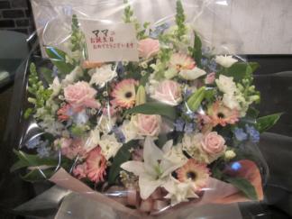 植田さんの花