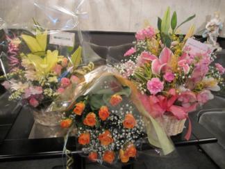 女の子の花