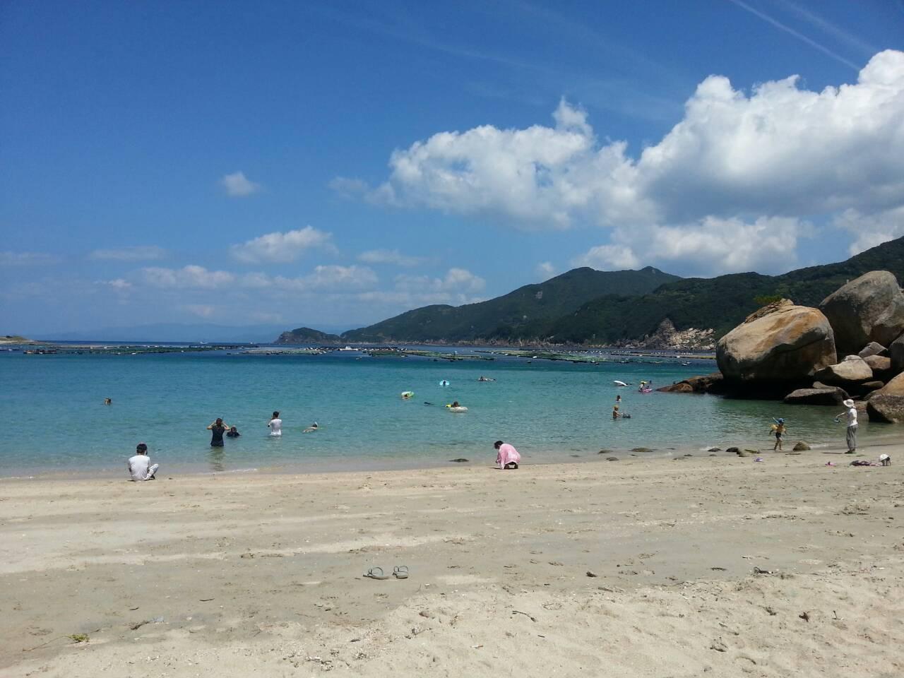 夏の海〜♪