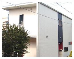 小峯の住宅