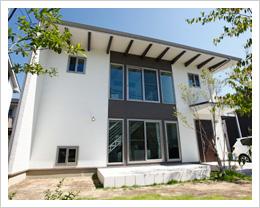 城南の住宅(次世代省エネ基準)