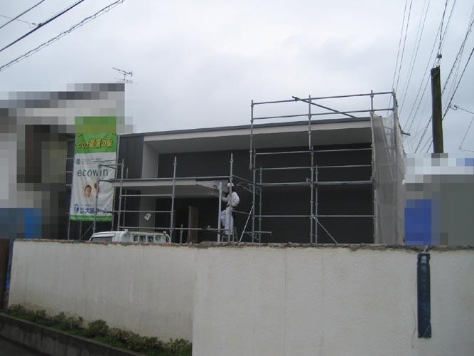 帯山の住宅0623