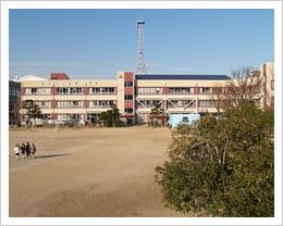 城東小学校耐震補強及び太陽光システム