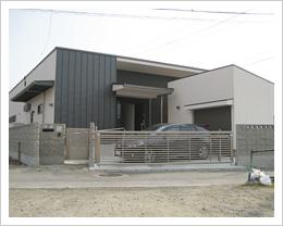 帯山の住宅(長期優良認定住宅)