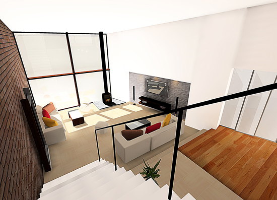 新規プロジェクト 室内デザイン