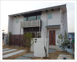 行橋の住宅(長期優良認定住宅)