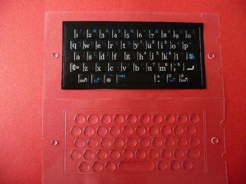 シートキー成型(1