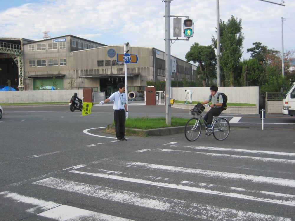 街頭指導B